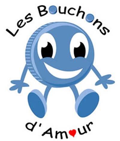 Logo Les Bouchons d'Amour
