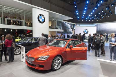 Salon international de l'automobile de Genève 2014 - 8