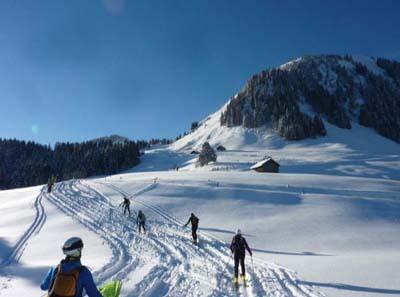 Suly Ski Trail