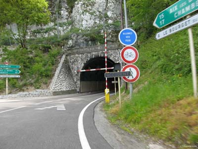 Tunnel du Chat - © 123 Savoie