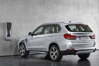 La nouvelle BMW X5 xDrive40e - 2 - © BMW
