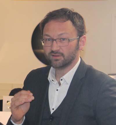 Patrick Mignola, PDG du Groupe - © Sergio Palumbo - 123 Savoie