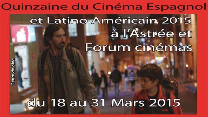 Quinzaine du Cinéma Espagnol et Latino-Américain 2015