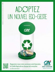 Recyclage CAdS
