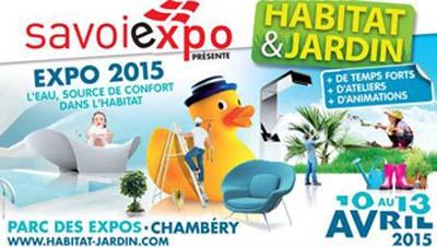 Salon habitat et jardin 2015 Chambéry