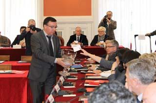 Conseil départemental 02 avril 2015 - 3 - © Sergio Palumbo - 123 Savoie - Chambéry