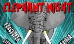 Eléphant Night au Scarabée