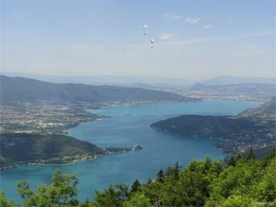 Lac d'Annecy - © 123 Savoie