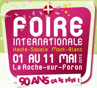 Foire internationale haute savoie mont blanc 2015 123 savoie for Foire albertville