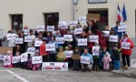 Mobilisation contre la fermeture de classe - J. Tracq