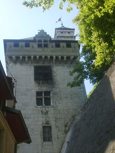 Tour Château des Ducs de Savoie - © Sergio Palumbo - 123 Savoie