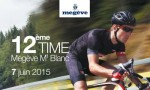 Affiche Time Megève Mont-Blanc
