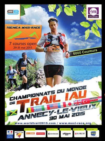 Affiche de la Tecnica MaXi-Race 2015
