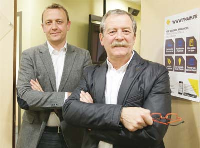 Grégory Monod et Jean-Jacques Botta