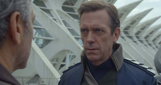 Hugh Laurie - © 2015 Walt Disney Pictures - Industrial Light & Magic