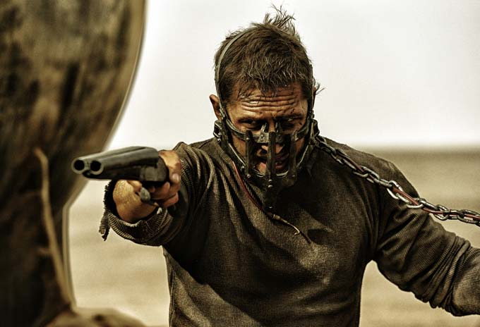 Tom Hardy - © Village Roadshow Films (BVI) Limited