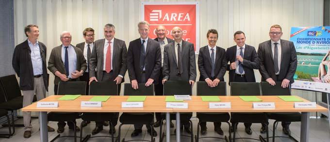 AREA-Groupe Eiffage Aviron 2015 - © APRR Nicolas Robin - libre de droit