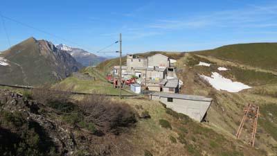 Démolition de l'ancienne soufflerie militaire Mont-Lachat 2