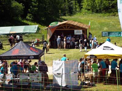 Fête des Fromages de Savoie 2015 Aillons - © AFTalp