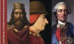 Louis I, II, III… XIV…