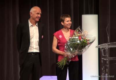 Séverine Viret, directrice du CRITT de Savoie depuis 2008, quittera ses fonctions sous peu
