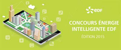 Concours Energie Intelligente avec EDF