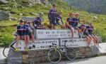 Equipe de France de cyclisme sur route espoir au Col de la Croix de Fer - © Alexandre Gros
