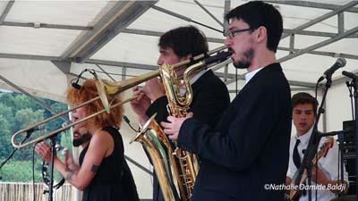 Festival jazz Albertville 1 - © Nathalie Damide Baldji