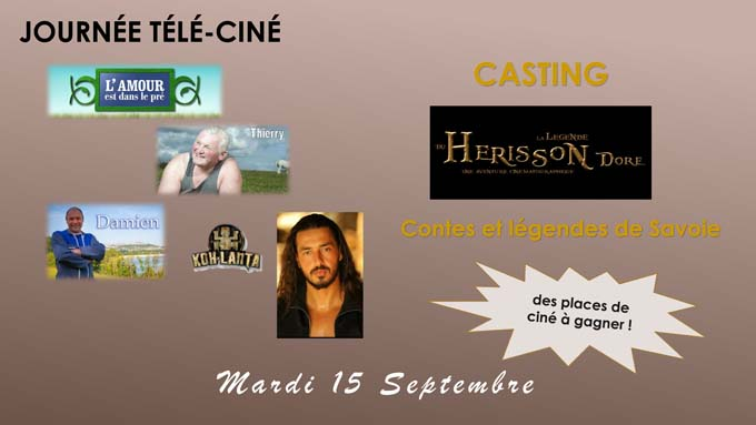 JOURNEE TELE-CINE