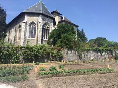 Les jardins du Lémenc - © Chambéry métropole
