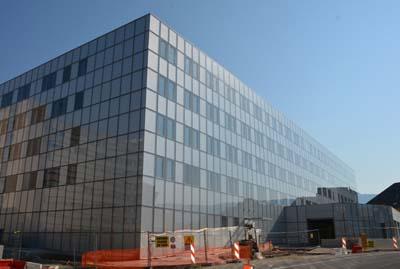 Nouvel hôpital 1 - © Sergio Palumbo - 123 Savoie