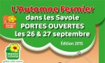 Automne Fermier dans les Savoie 2015