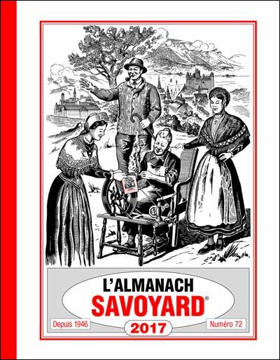 L'Almanach Savoyard 2017
