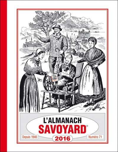L'Almanach Savoyard 2016