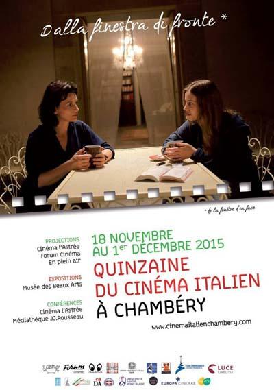 La Quinzaine du Cinéma italien de Chambéry 2015 - 400