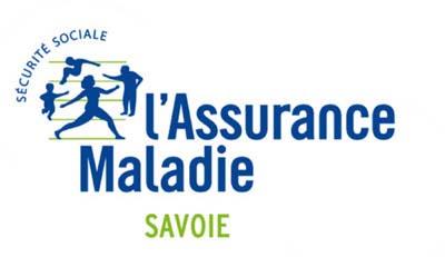 Logo CPAM Savoie
