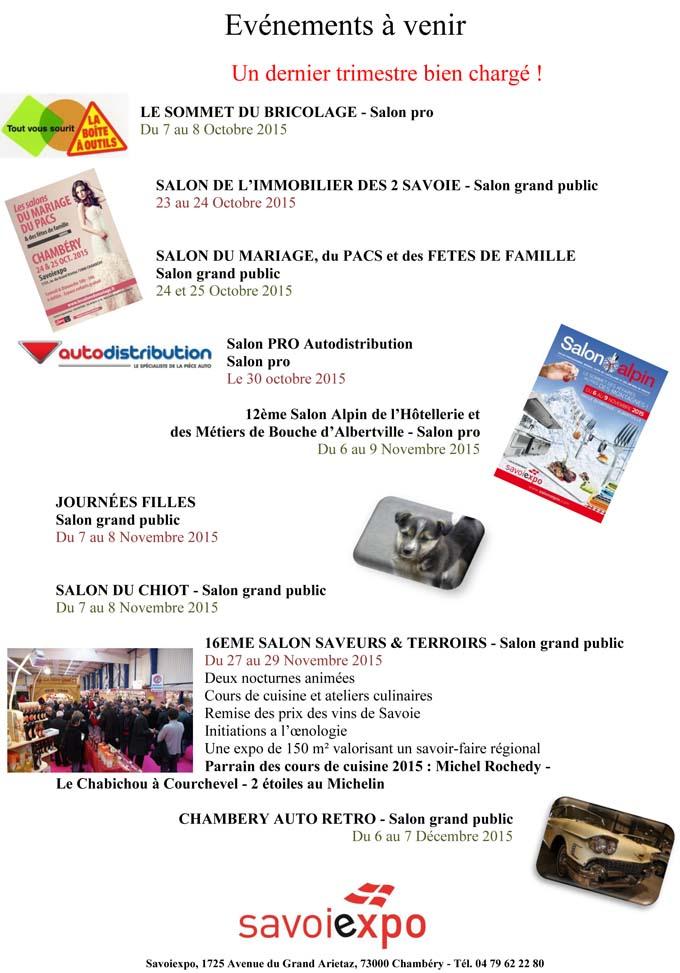 Savoiexpo news octobre 2015 - 5