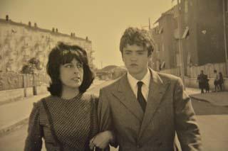 Mamma Roma - 1962 Réalisateur Pier Paolo Pasolini Photographe de plateau : Divo Cavicchioli Ville : Rome