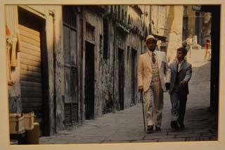 Profumo di donna - 1974 Réalisateur : Dino Risi Photographe de plateau : Huguette Ronald Ville : Naples