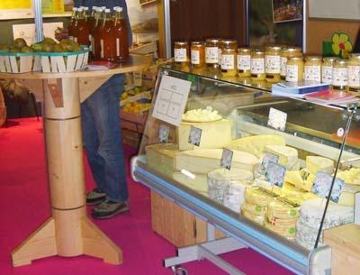 Salon saveurs et terroirs 2015 123 savoie for Salon saveurs