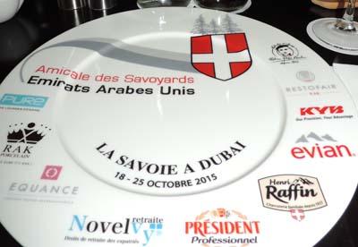 Semaine de la Savoie à Dubaï 3