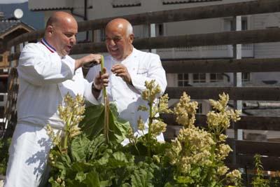 Stéphane Buron et Michel Rochedy