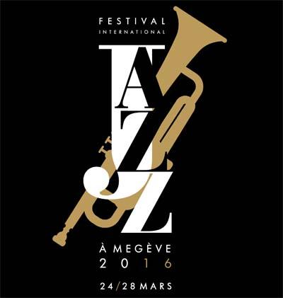 Affiche Festival International Jazz à Megève 2016