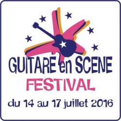 Guitare en scène 2016