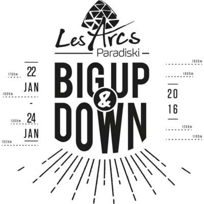 Le BigUp&Down aux Arcs