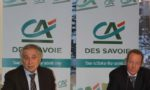 Jean-Yves Barnavo et Claude Chambel - Crédit Agricole des Savoie - © Sergio Palumbo - 123 Savoie