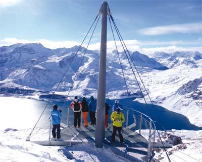 La Canopée des Cimes à Val-Cenis