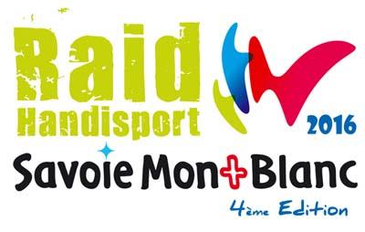 Raid Handisport Savoie Mont Blanc 2016
