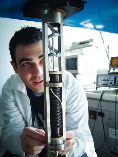 Recherche traction au laboratoire LEPMI