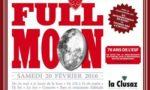 Full Moon 2016 à la Clusaz